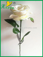 Decoration flowers artificial flower rose bud