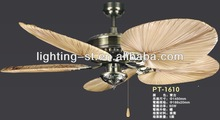 Decorative ceiling lamp/antique ceiling fan