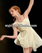 Girl dress new style,frock design for girls,skirt with one shoulder-straps