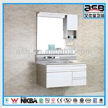 Stainless Steel smart design china bathroom vanity