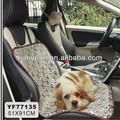 coche cama del perro del animal doméstico protector de asiento