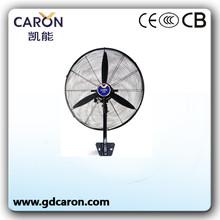 industrial wall mounted fan - dense grill