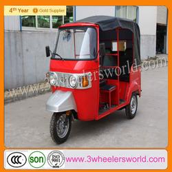 Indian style ape 3 wheeler bajaj new auto rickshaw sales/ bajaj solar rickshaw for sale