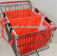 2014 New Product Durable High Quality shopping cart bags