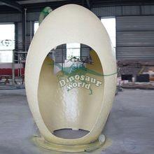 صورة مع الوحش قناع البيض حديقة المعرض للطفل