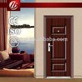 de alta calidad puerta de acordeón de alta calidad de puerta de garaje automática de alta calidad de la pintura de buda