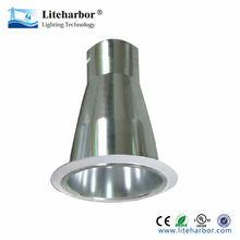 4 inch vertical chrome color par20 aluminum reflector