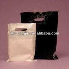 High quality printed customized virgin pe po cpe hdpe luxury shopping bag