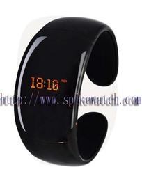 Fashion smart caller id display bluetooth bracelet watch