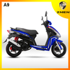 A9--2015 ZNEN popular gas scooter 125CC with EEC EPA DOT Self-development and patent products LED light mp3 cheap scooter