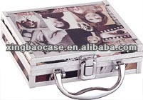 Aluminum Case cosmetic case makeup case CS8353
