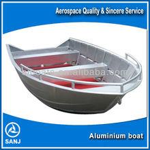 SANJ Small Aluminium Fishing vessel for sale