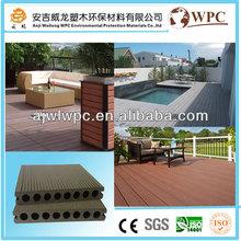 High quality eco-friendly prefabricated decking