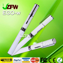 Super discount ! original pen style for gentleman ego w with max vapor electronic cigarette from china manufacture