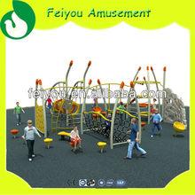 Feiyou Amusement Outdoor Gym Equipment, Kids outdoor Gym Equipment, Outdoor Playground