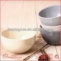 Porcelana fina da faiança tigela tigela de sopa com tampa disponível