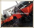 Blocos de concreto ocas que faz a linha/painel de parede máquina de produção/betoneira 0086-13703827539
