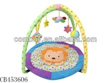 multifunctional plush baby mat baby play mat soft mat for baby