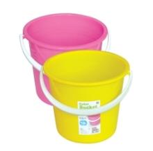 7.9L bright color plastic buckets