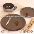 espanhol conjunto de jantar rústica cerâmica louça conjuntos