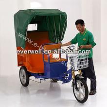 2014 New Style Pedicab Rickshaw