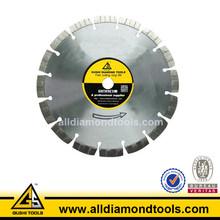 Key Slot Concrete Arix diamond saw blade