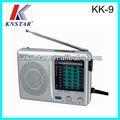 Prosciutto tascabile fm/tv/am/sw1-7 radio