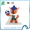 Hot sale 2014S football world cup shape usb flash drive for Christmas gift