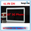 10 inch MTK8389 Quad core 1G 16G tablet pc 3g sim card slot