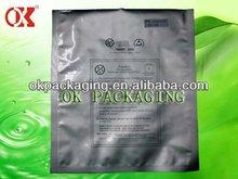 aluminum foil vacuum sealed bags/Vacuum Sealed Aluminum foil Snack Packaging Paper Bags Kraft