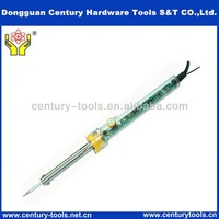 temperature controlled electrical soldering iron