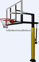 In Ground Basketball System/Goal