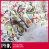 Hangzhou 50/50 TR Print OE Single Jersey Knit Fabric For Apparel
