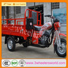 China used cargo scooter motor tricycle/disabled motorized tricycles for sale