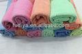 Senior 100% de algodón con juego de toallas de baño( en stock)