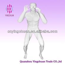 2014 high quality fiberglass basketball mannequin