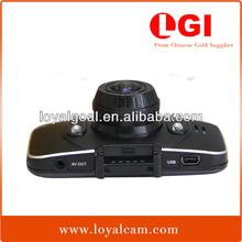 "Factory Ambarella BL800L 170 degree 2.7"" inch LCD Touch Button H.264 OEM 1080P GPS digital Hd car blackbox camera dvr gps"