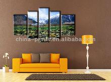 Multi-Panel Canvas Wall Art Print For Home Decor