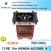 Car DVD for HONDA Accord 8 with with built-in GPS, A8 chipset, RDS,BT,3G/Wifi, 20 dics momery(TID-C051)