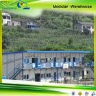 Economic Flat Roof Modular House