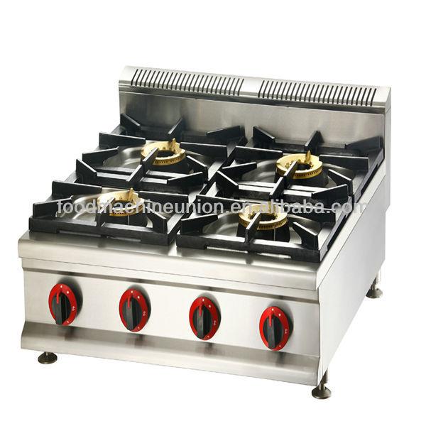Portable Stove Top Burners Counter Top 4 Burners Portable