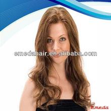 Best seller top grade mongolian hair full thin skin cap human hair lace wigs