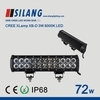 13.5INCH CREE 72W led work light IP68 SUV TRUCK driving