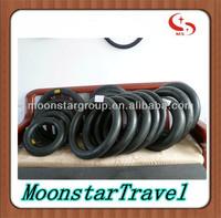 motorcycle tyre tube, butyl inner tubes 275-17