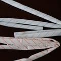 aislante de fibra de vidrio mangas de cable
