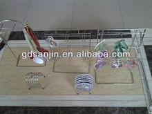 Kitchen utensils hanging rack Kitchen storage organizer