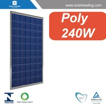 solar panels with A grade cells, pv panels 240w solar model/panel