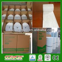 1260 Standard Type Ceramic Blanket,Density 64 kg/m3