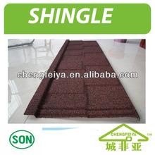 Stone Coated Metal Shingle Roof