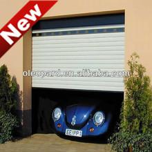 Heat Insulation Interior Garage Overhead Auto Door